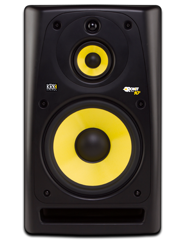 alat recording monitor speaker krk system rokit rp5 rp6 rp8 rp10 3. Black Bedroom Furniture Sets. Home Design Ideas