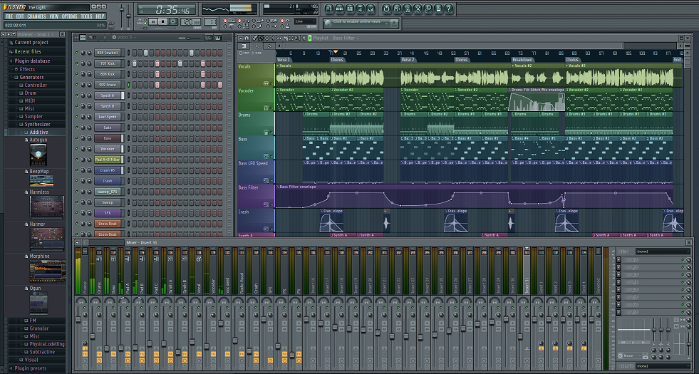 Alat Recording | Digital Audio Workstation Software | Image