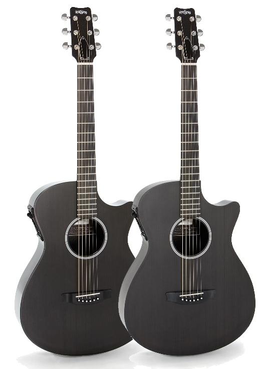 Alat Musik | Carbon Fiber Classical Guitar | RainSong Shorty